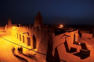 National Geographic, Timbuktu, Building, Night