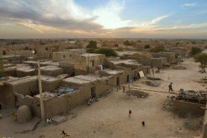 National Geographic, Timbuktu, Children, City