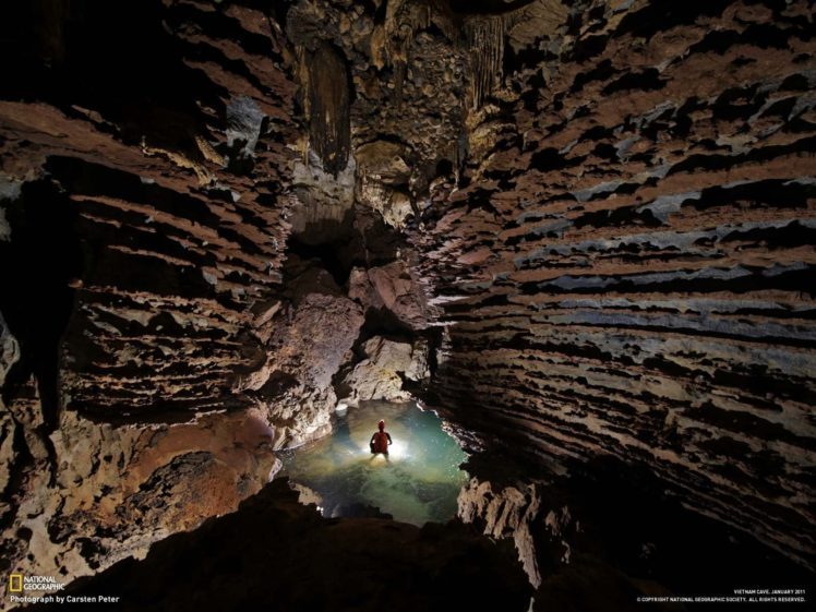 National Geographic, Cave HD Wallpaper Desktop Background