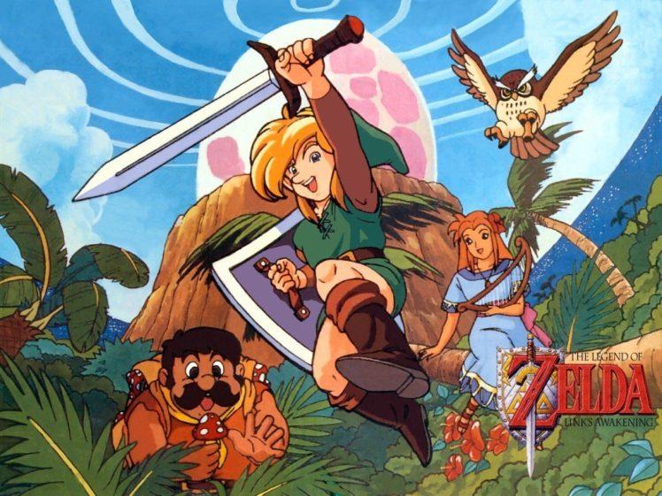 Zelda HD Wallpaper Desktop Background