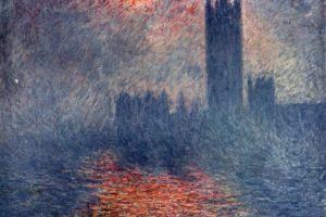 Claude Monet, Painting, Classic art, Sun
