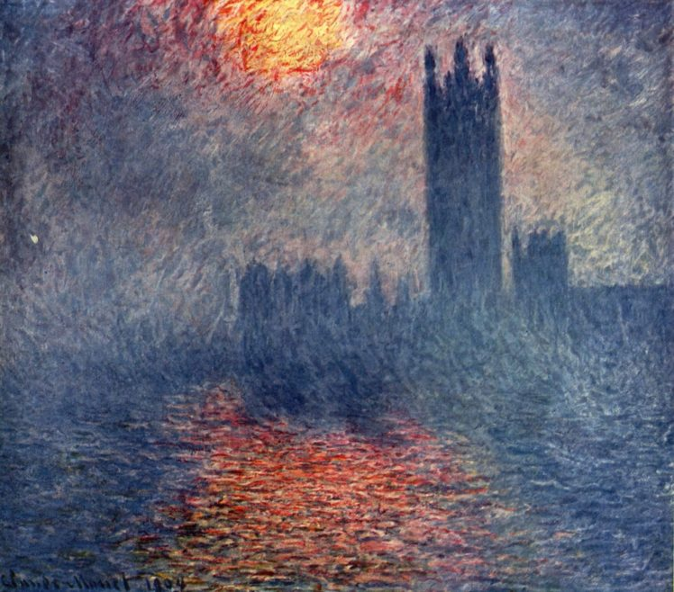 Claude Monet Painting Classic Art Sun Hd Wallpapers