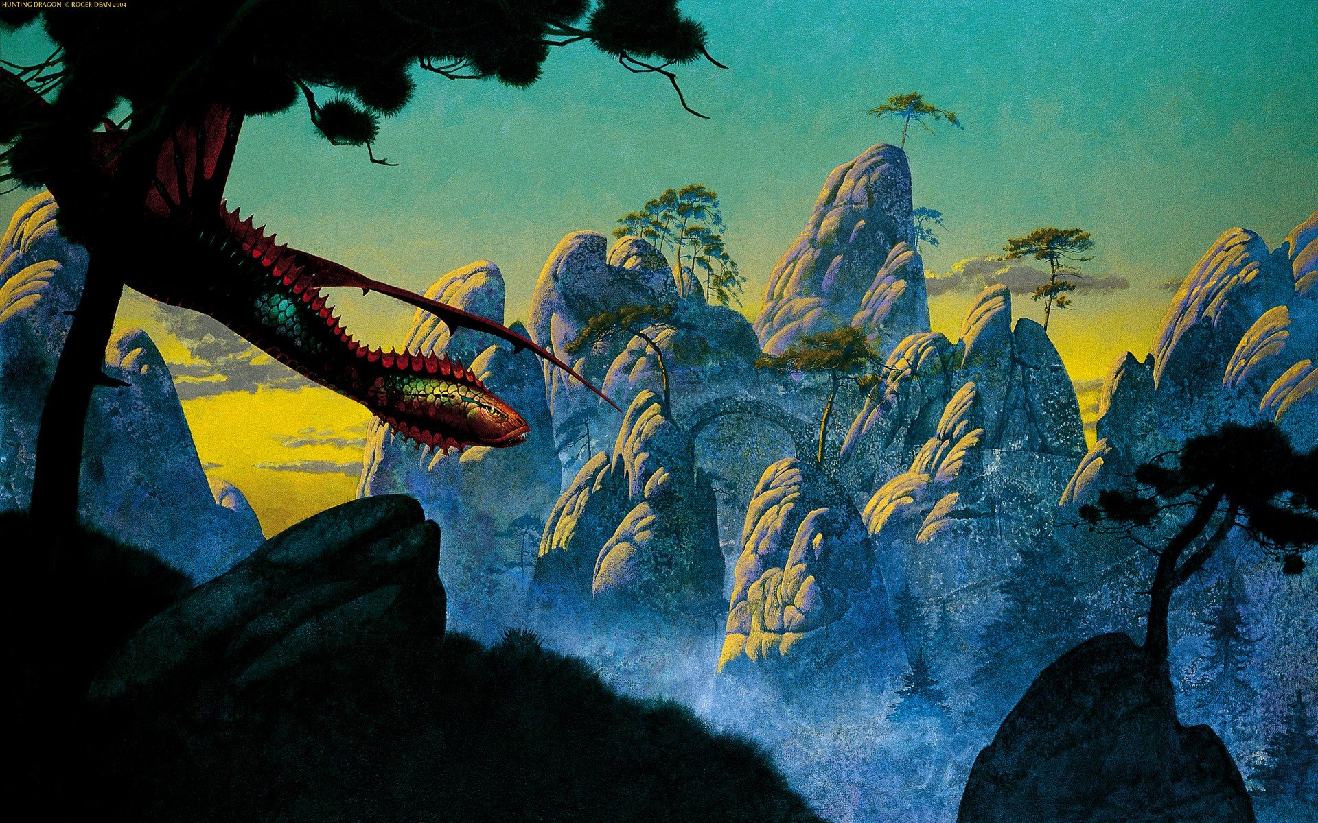 roger dean hd wallpapers desktop and mobile images amp photos