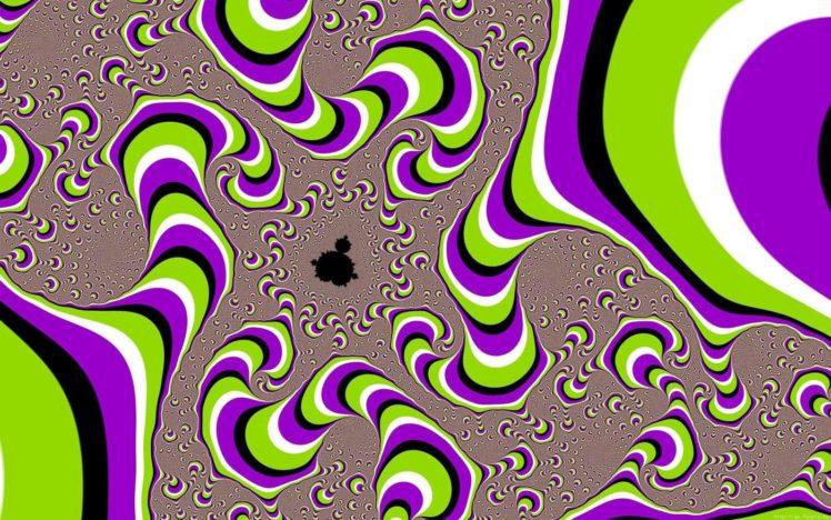 optical illusion, Fractal HD Wallpaper Desktop Background