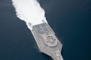 ship, USS Independence (LCS 2)