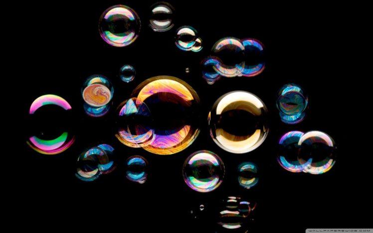 Wallpaper Color Bubbles