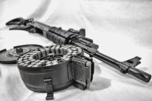 gun, AK 47