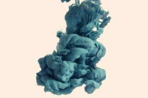 Alberto Seveso, Liquid, Simple background, Paint in water