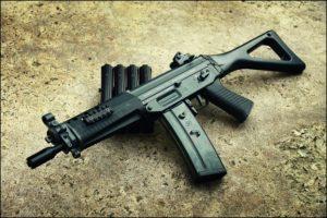 gun, Sig SG 552, Sig 552