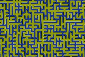 mazes, Optical illusion, Labyrinth