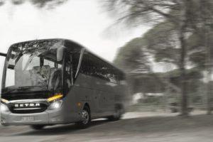 Setra, Coach, Buses, Selective coloring