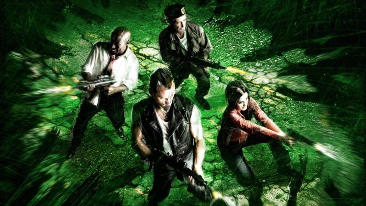 Left 4 Dead Hd Wallpapers Desktop And Mobile Images Photos