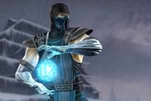 Mortal Kombat, Sub Zero