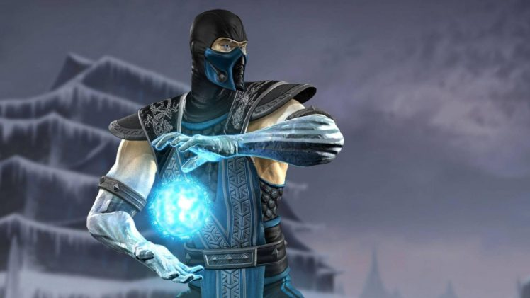 Mortal Kombat Sub Zero Hd Wallpapers Desktop And Mobile Images