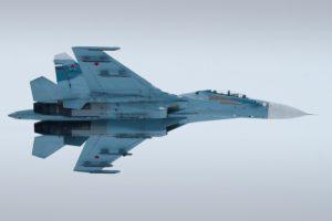 aircraft, Sukhoi Su 27UB