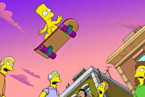 The Simpsons Bart Simpson