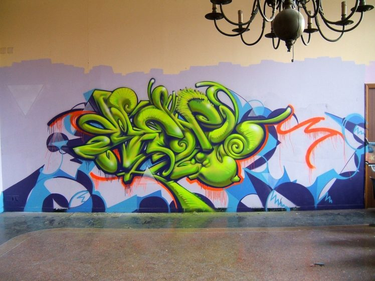 graffiti HD Wallpaper Desktop Background