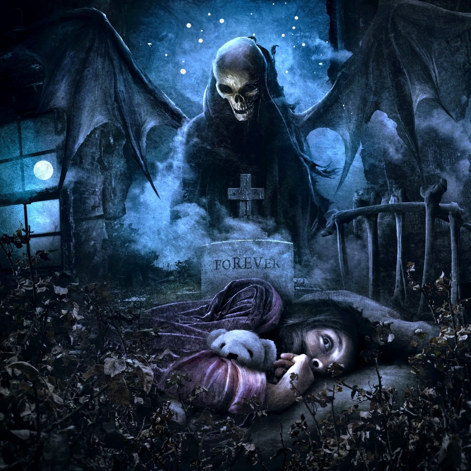 Avenged Sevenfold, Nightmare Wallpaper