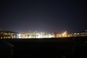 Seattle, Night