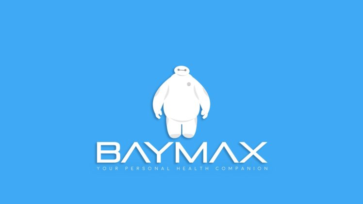Baymax Big Hero 6 Disney Simple Hd Wallpapers Desktop And Mobile Images Photos