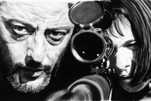 Léon: The Professional, Jean Reno, Natalie Portman, Snipers