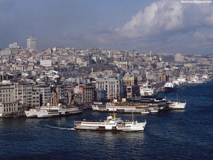 Istanbul, Turkey HD Wallpaper Desktop Background