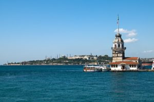 Istanbul, Maidens Tower
