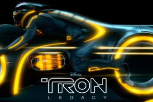 Tron: Legacy, Tron, Light Cycle