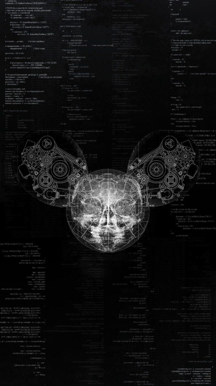 Gears, Helmet, X rays HD Wallpapers