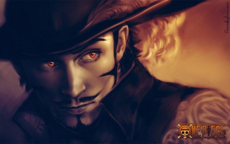 One Piece, Dracule Mihawk HD Wallpaper Desktop Background