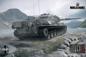 World of Tanks, Leopard 1, Calendar