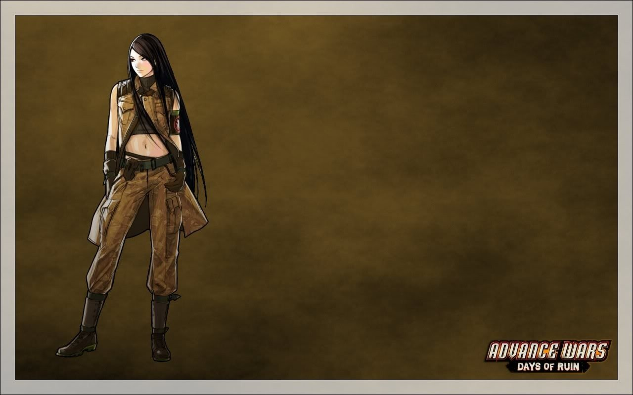 Advance Wars Days Of Ruins Lin Hd Wallpapers Desktop And