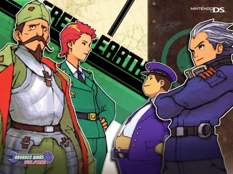 Advance Wars Hd Wallpapers Desktop And Mobile Images Photos