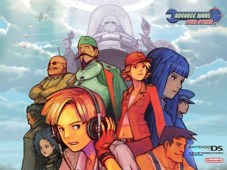 Advance Wars Nintendo Hd Wallpapers Desktop And Mobile Images Photos