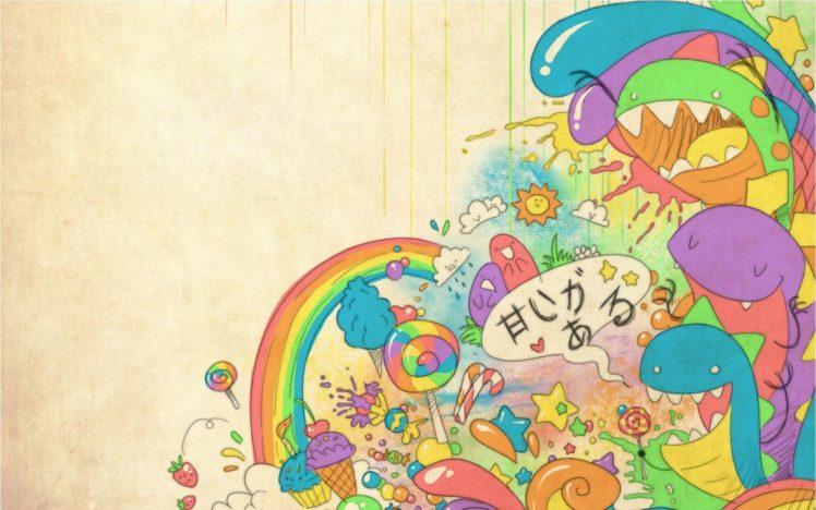colorful, Dinosaurs HD Wallpaper Desktop Background