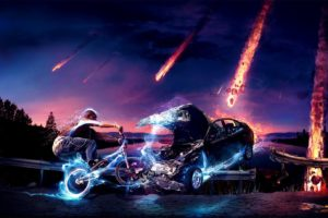 bicycle, Meteors