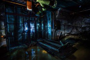 urban exploration, Long exposure, Underground
