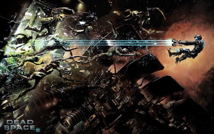 Dead Space Isaac Clarke Necromorphs HD Wallpaper Desktop Background