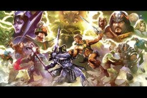 He Man, Animated Series, He Man And The Masters Of The Universe, Greyskull