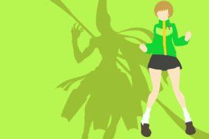 Chie Satonaka, Persona 4, Silhouette