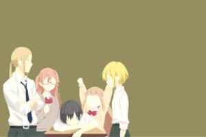 Tanaka kun wa Itsumo Kedaruge, Shiraishi, Miyano, Echizen, Tanaka, Ohta