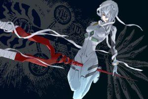 Neon Genesis Evangelion, Ayanami Rei