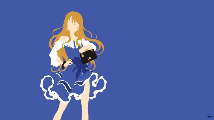 Golden Time, Kaga Kouko, Anime girls HD Wallpaper Desktop Background