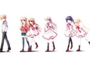Rewrite, Chihaya Ohtori, Tennouji Kotarou, Konohana Lucia