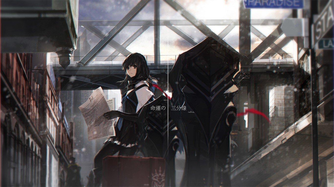 swd3e2, Anime, Anime girls Wallpaper