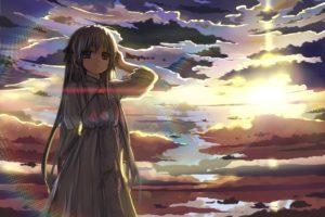 Yosuga no Sora, Anime girls, Kasugano Sora