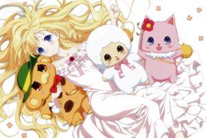 Amagi Brilliant Park, Anime girls, Fleuranza Latifa
