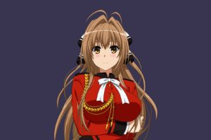 Amagi Brilliant Park, Anime girls, Sento Isuzu
