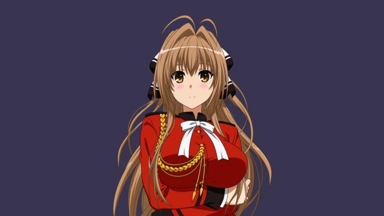 Amagi Brilliant Park, Anime girls, Sento Isuzu HD Wallpaper Desktop Background