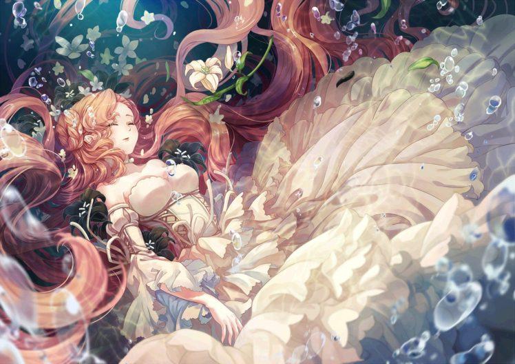 Code Geass, Anime girls, Euphie Vi Britannia HD Wallpaper Desktop Background